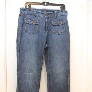 Ann Taylor by LOFT Women's 10 Long Jeans